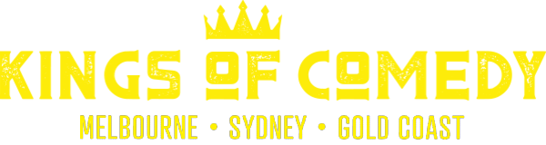 Kings of Comedy Logo